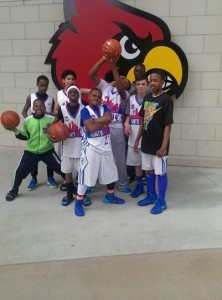 6th grade team - 2